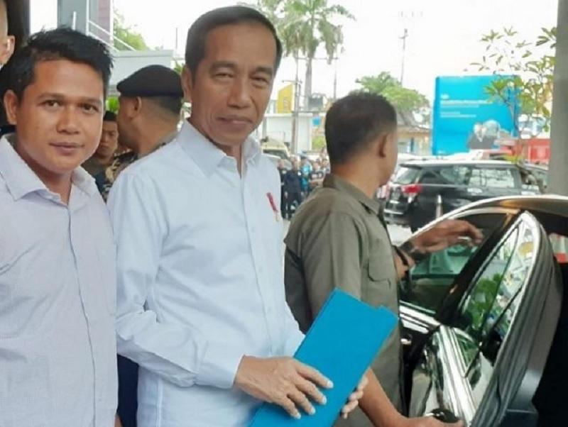 Repdem Kampar Akan Adukan Kasus Konflik Agraria ke Jokowi