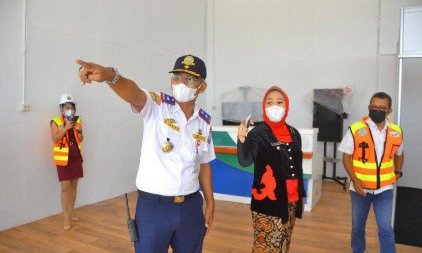 Tiwi Targetkan Bandara JB Soedirman Beroperasi 1 Juni