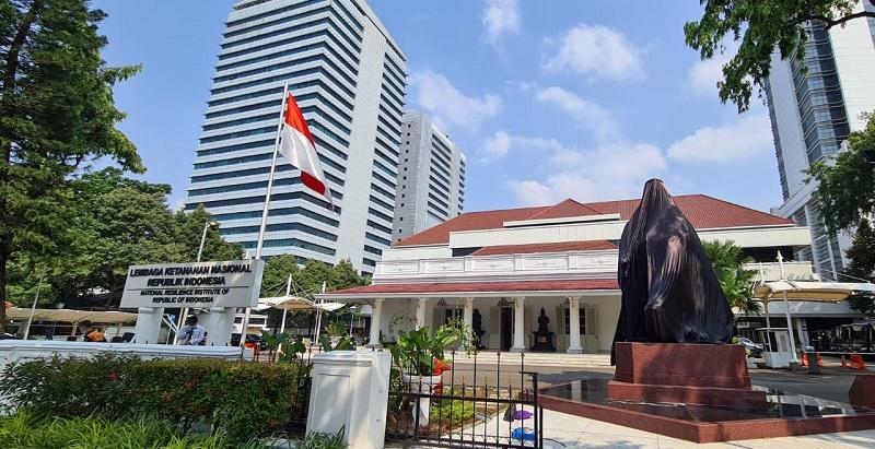 Hari ini, Megawati Resmikan Patung Bung Karno di Lemhannas