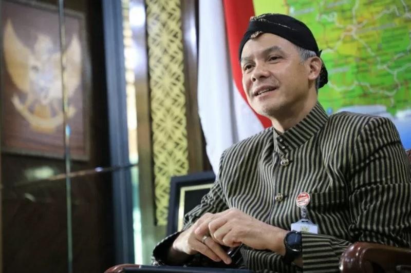 Ganjar Pranowo Berduka Atas Wafatnya Wimar Witoelar