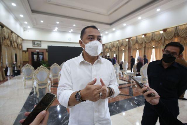 Eri Siap Apresiasi Kerja Keras Camat Lurah Se-Kota Surabaya