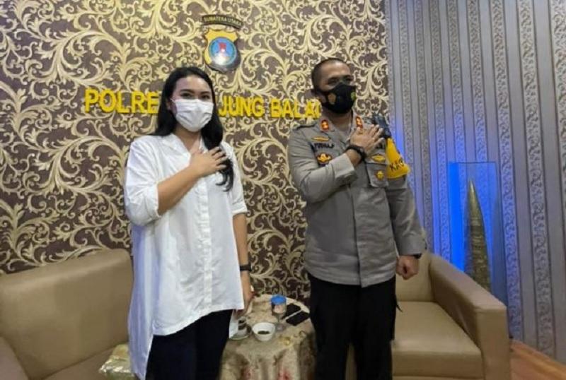 Tangkap 57 Paket Sabu, Meryl Puji Polresta Tanjung Balai