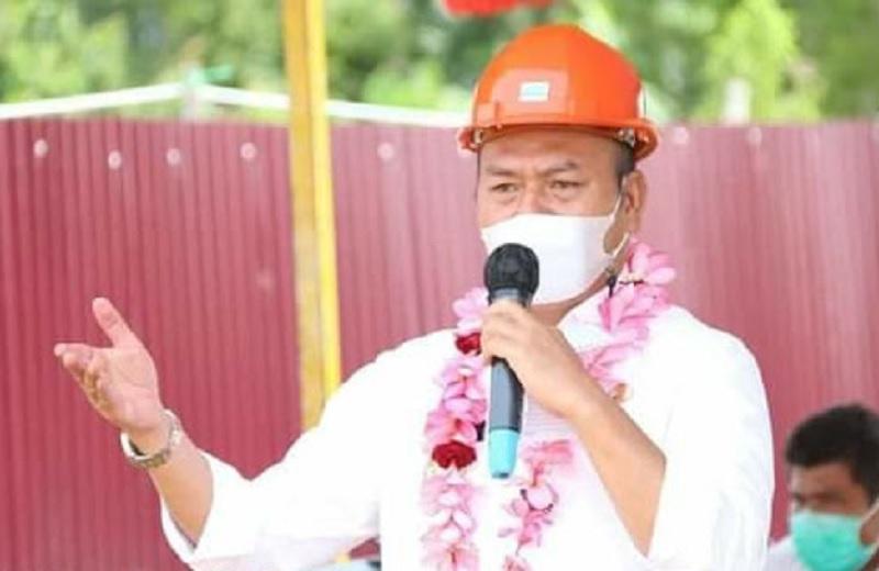 Bupati Nikson Targetkan Hasil Pajak 4 Kabupaten Rp400 Miliar