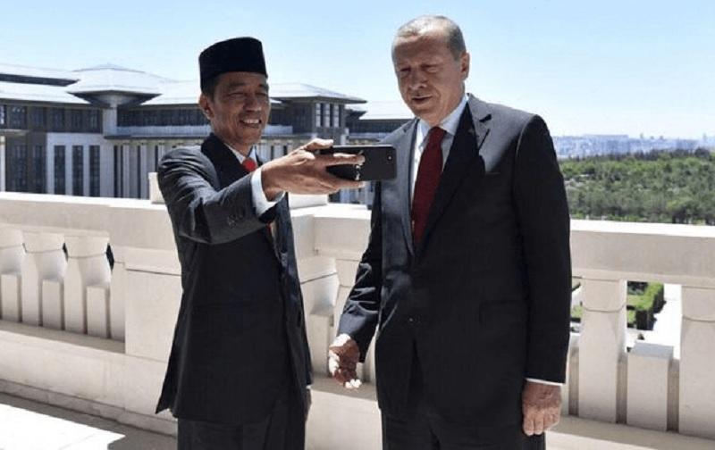 Terhadap Palestina, Sikap Jokowi Lebih Genuine Dari Erdogan