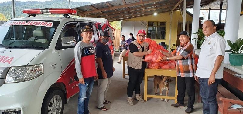BAGUNA & MJR Bantu Korban Terorisme di Kalimago & Wuasa