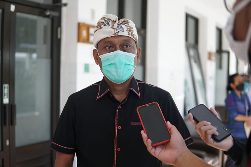 Kariyasa Sebut Laju Vaksinasi di Bali Tertinggi
