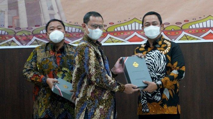 Mantap! Kota Semarang Raih Opini WTP 5 Tahun Berturut-turut