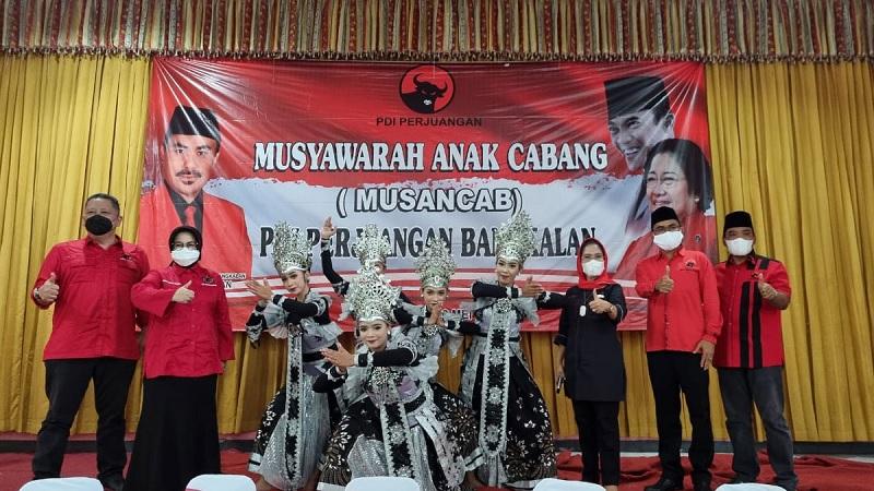 Musancab PDI Perjuangan Se-Kab Bangkalan Sita Perhatian