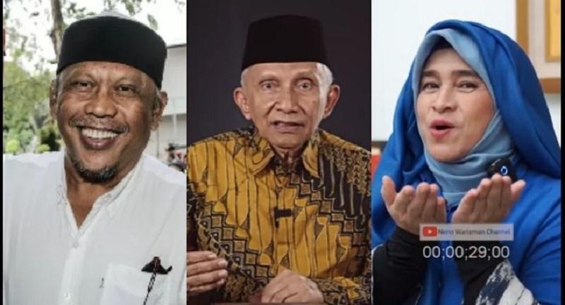 Tiga Politisi Sampah Negara? Dewi: Eggi Sudjana Hingga Neno