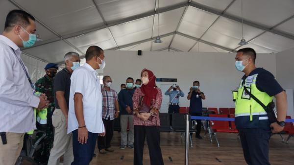 Tiwi Pastikan Bandara JB Soedirman Beroperasi 1 Juni