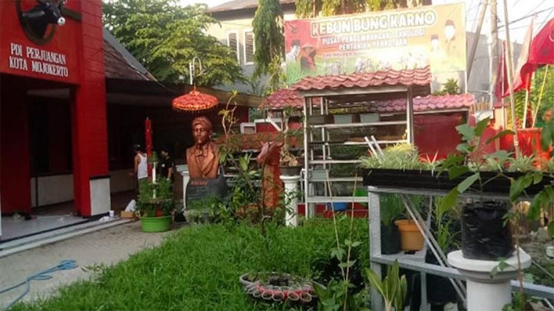 Mari Lihat Isi Kebun Bung Karno Milik Banteng Mojokerto