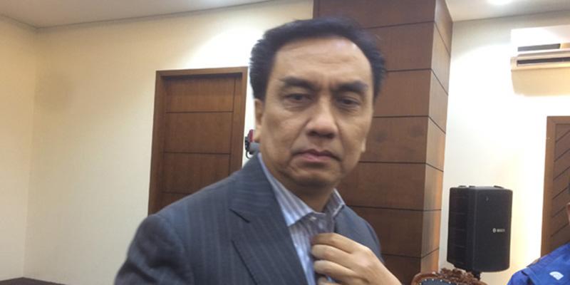 Effendi Pertanyakan Ketidakhadiran Menhan Tak Hadiri RDP