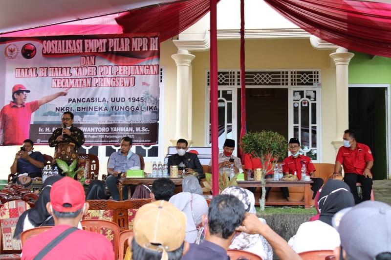 Kader PDI Perjuangan Harus Jadi Tenaga Penggerak Pancasila