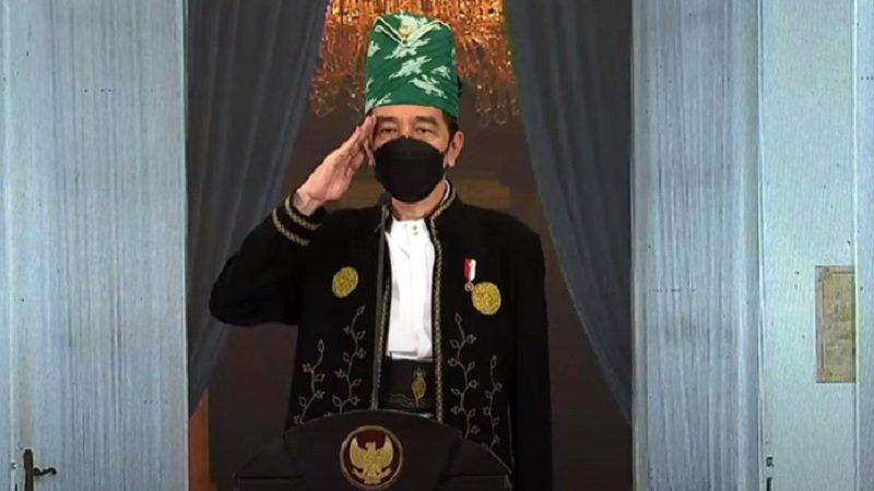 Presiden Ajak Semua Pihak Perkokoh Nilai-Nilai Pancasila
