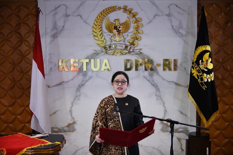 Puan: Indonesia Terus Ada Selama Pancasila Ada di HatiKita