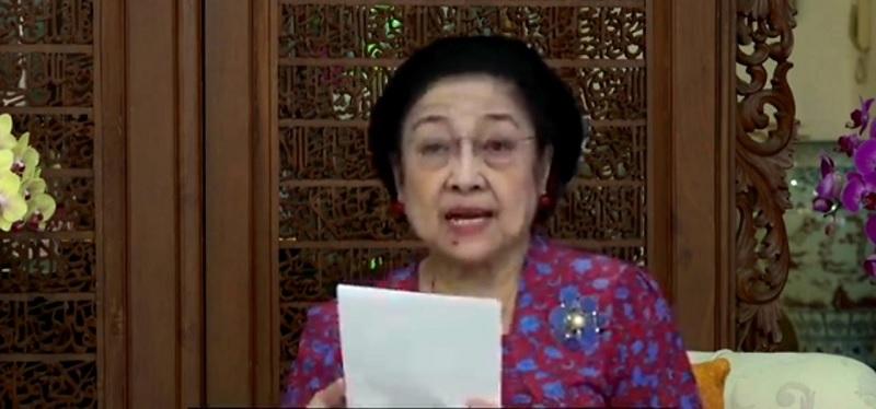 Megawati Ingatkan Peran Seniman Menurut Bung Karno