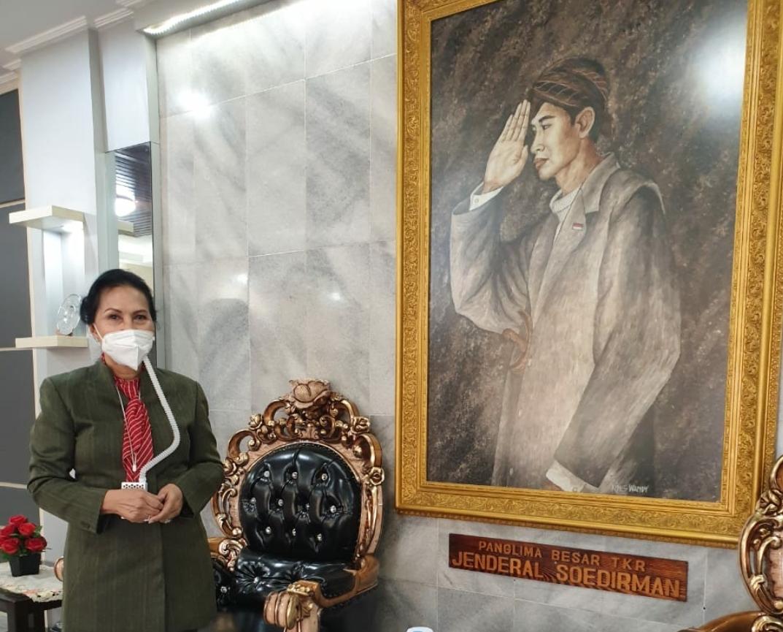 Itet Harap Sesko TNI Hasilkan Perwira Cerdas