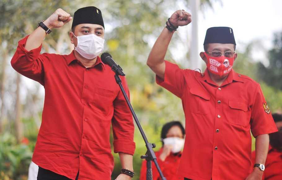 Gerakan 100 Hari Kerja Eri-Armuji Berhasil Ubah Surabaya