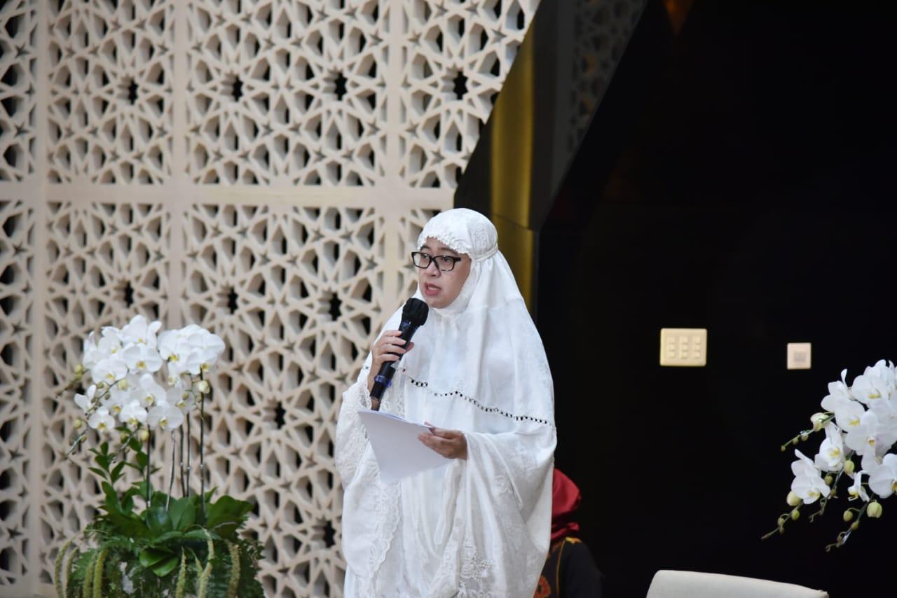 Puan Maharani Bersyukur Pernah Digembleng Taufiq Kiemas