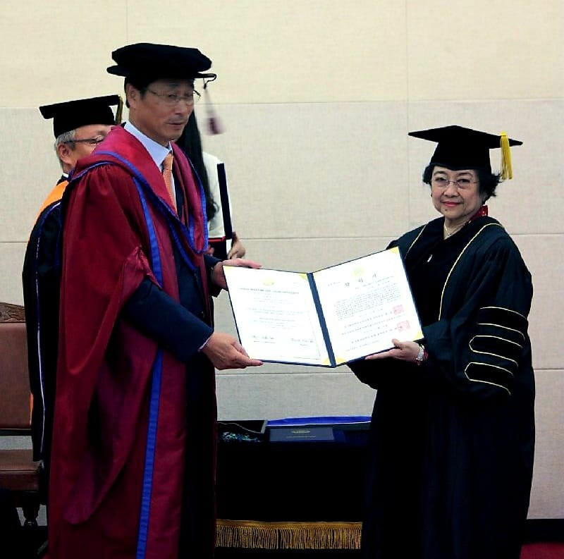 Ini Alasan Megawati Pantas Dianugerahi Profesor Kehormatan