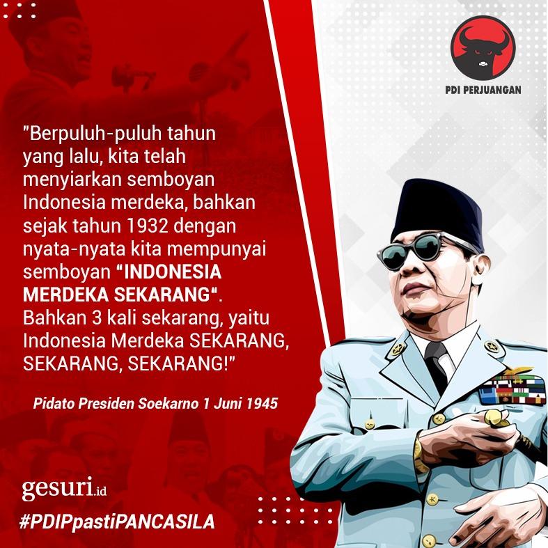 Pidato Soekarno 1 Juni 2021 (2)