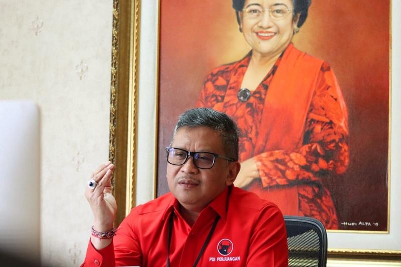 Hasto: Gelar Profesor Kehormatan Megawati Sudah Lama Dikaji