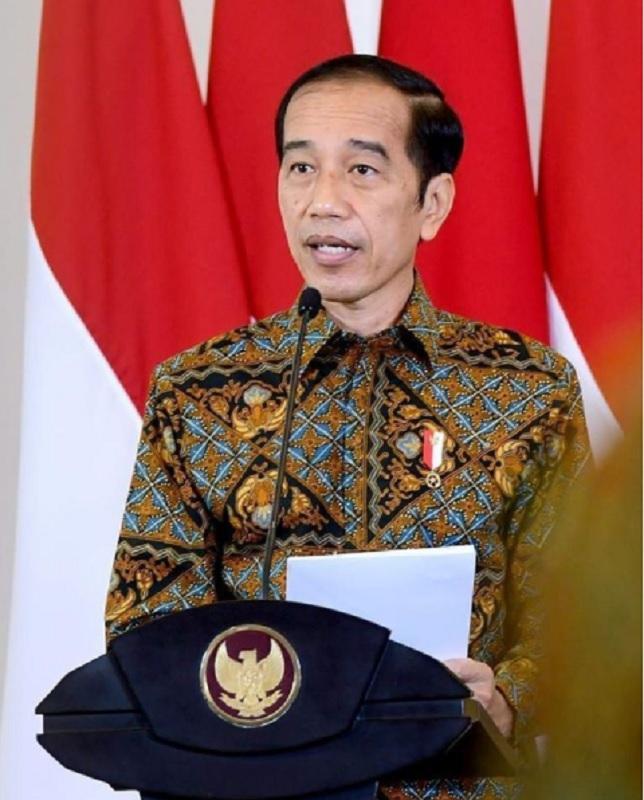 Wacana Presiden Jokowi 3 Periode? Itu Realistis Saja