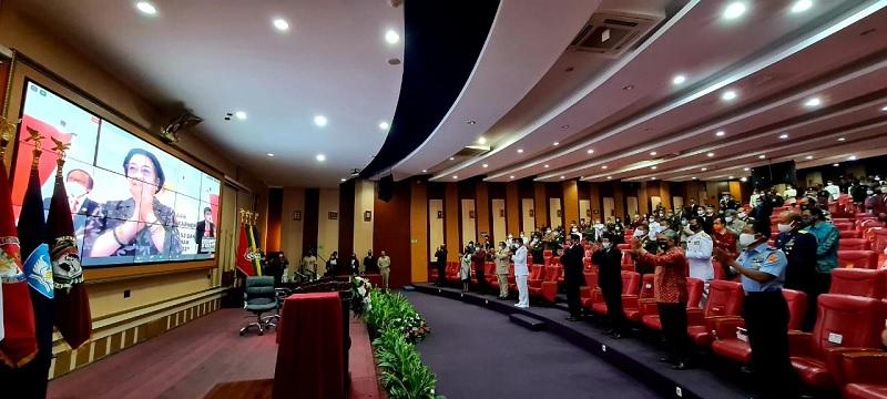 Profesor Korea &Guru Besar UI Akui Kepemimpinan Megawati