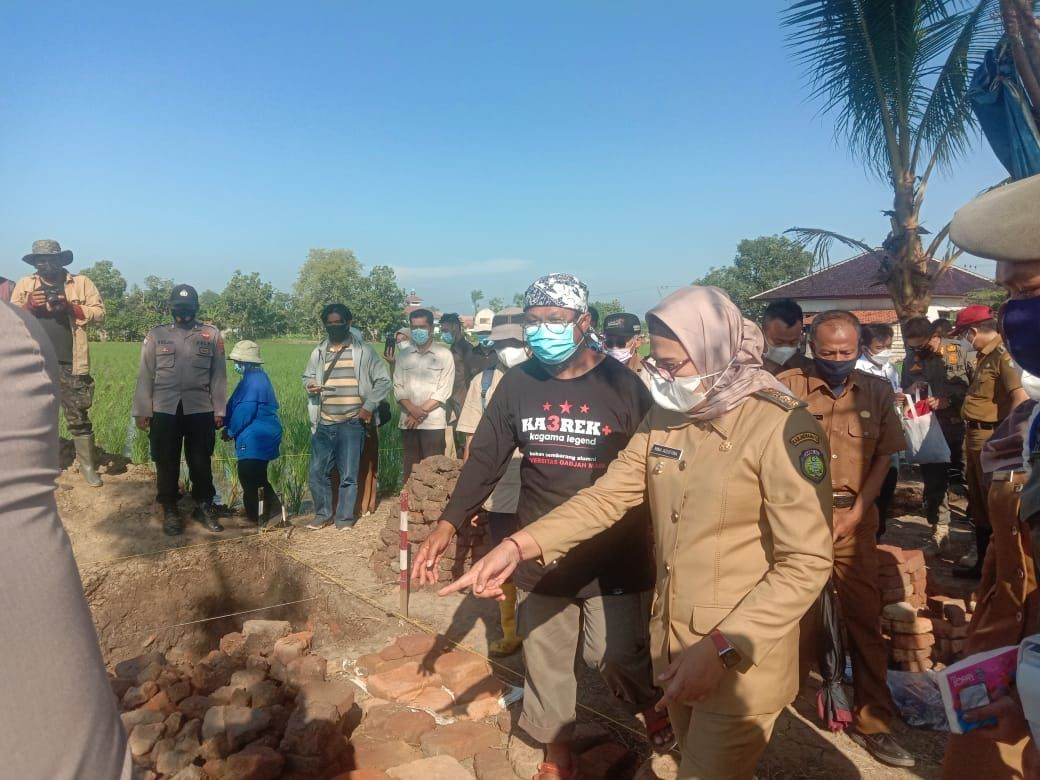 Situs Dingkel di Indramayu Siap Jadi Cagar Budaya