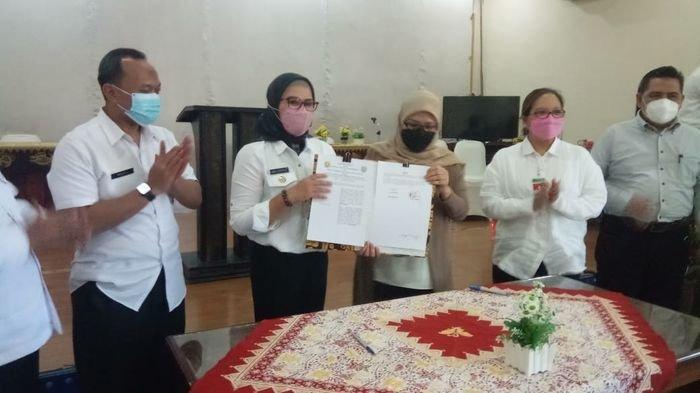 Penjaringan Mandiri Bagi Pelajar, Nina Gandeng UPN Jakarta