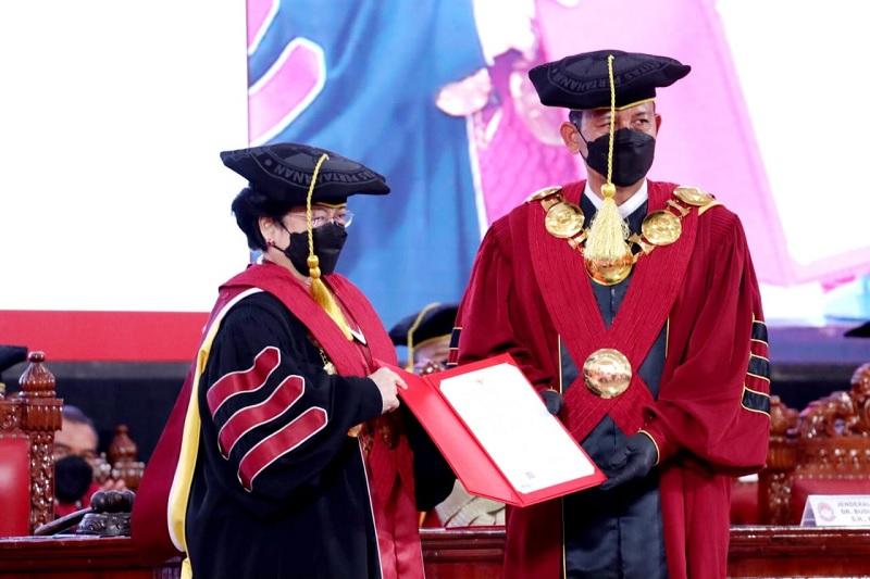 Rektor Unhan: Megawati Putri Terbaik Bangsa