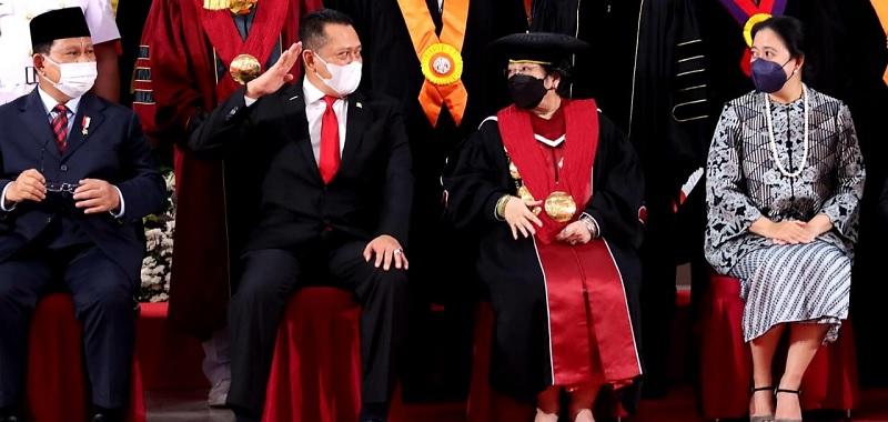 Mega-Prabowo Sinyal 2024? Hasto: Masa Pak Prabowo Musuh..