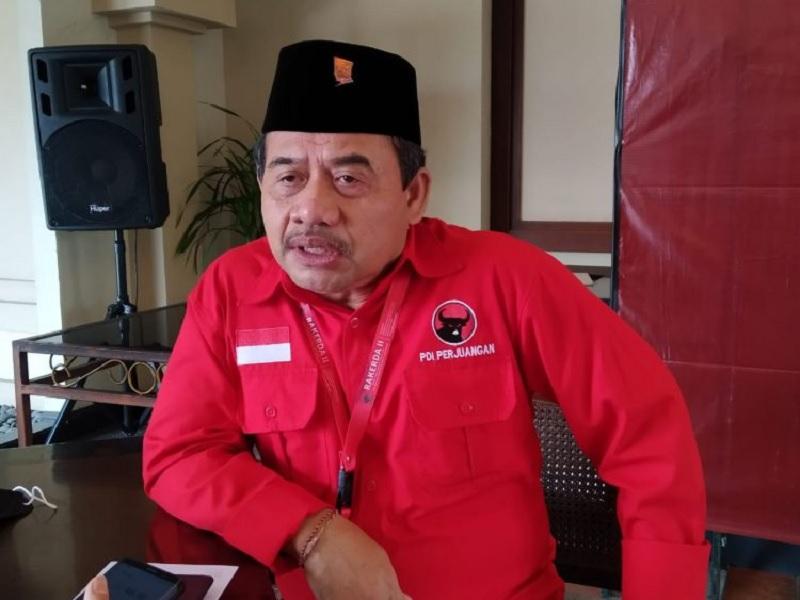 Pemilu 2024, Banteng Jabar Akan Rebut 25% Kursi di DPRD