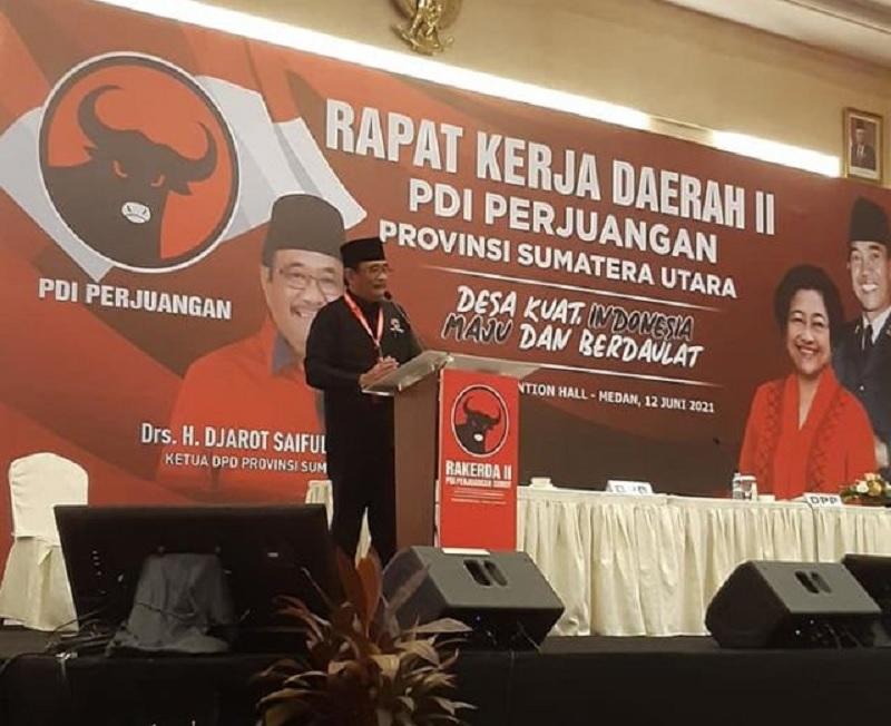 Djarot: PDI Perjuangan Pasti Bisa Menang di Pemilu 2024