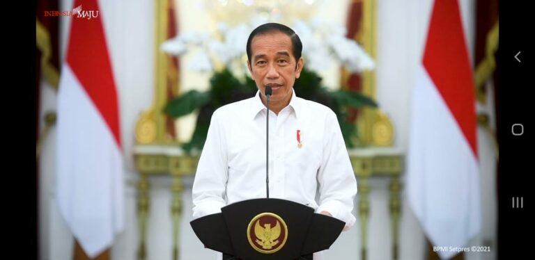 Jokowi Minta Relawannya Tak Buru-buru Tentukan Arah Pilpres