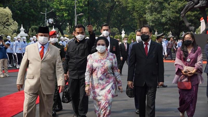 Andreas Hugo: Prabowo Harus Cari Cawapres Yang Bisa Dongkrak