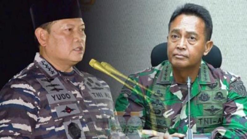 Calon Panglima TNI Mengerucut Pada Dua Nama Berikut