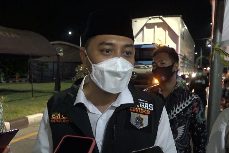 Pemkot Surabaya Siap Bantu Nakes Maksimalkan Tes Antigen