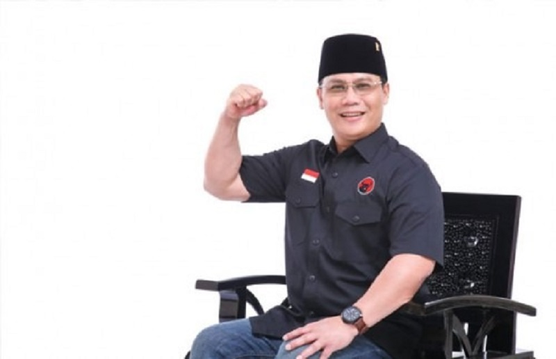 Ini Pernyataan Tegas Basarah Akan Relawan Jokowi-Prabowo