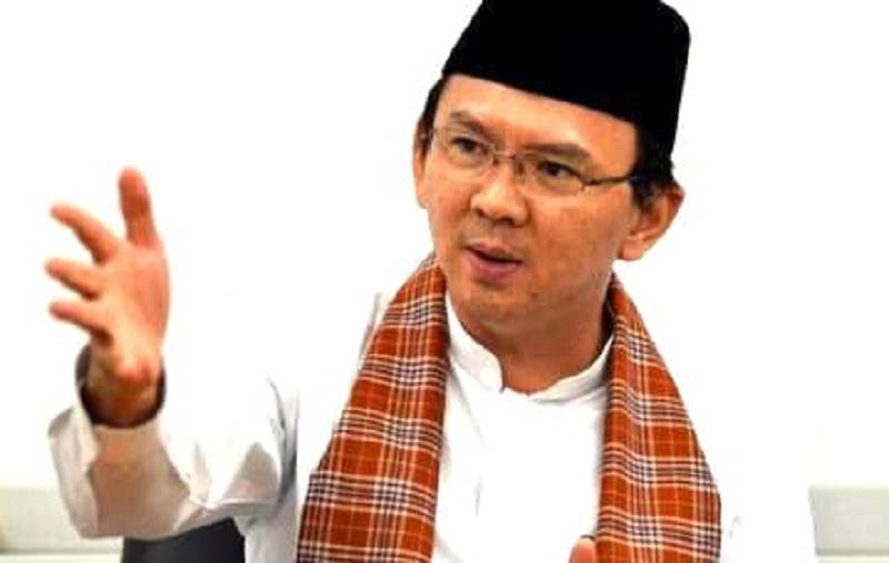 Ahok Tantang Warga DKI Berikan Ini di HUT Jakarta ke-494