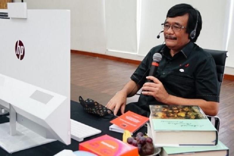 Djarot Pastikan MPR Tak Ubah Pasal Masa Jabatan Presiden