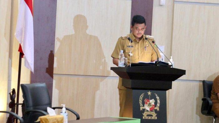 Keren! Bobby Targetkan PAD Kota Medan Naik 33 Persen