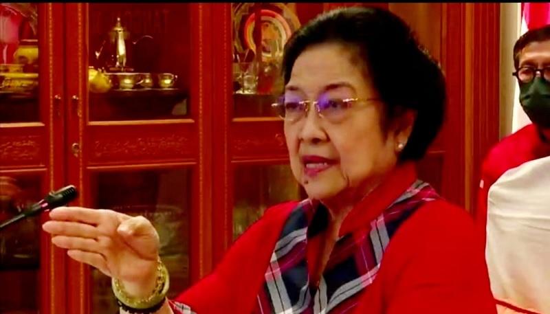 Megawati Dengan Tegas Menolak Wacana Jokowi 3 Periode