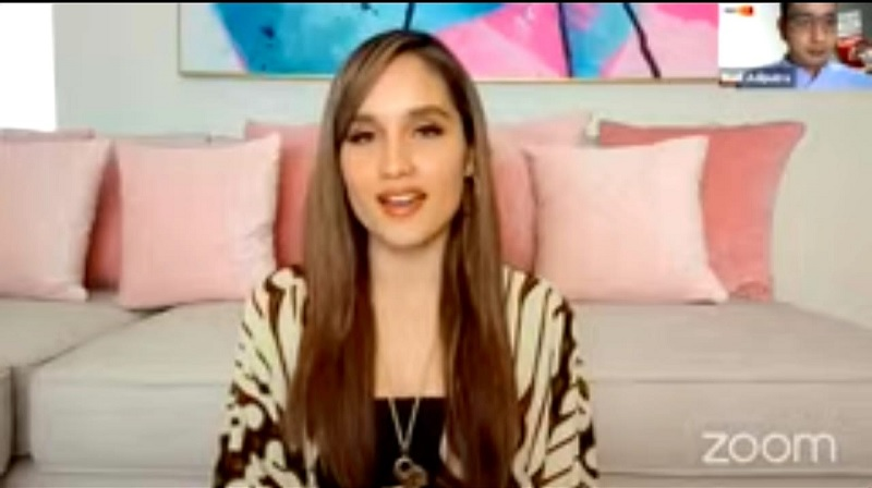 Cinta Laura: Bung Karno Selalu Menginspirasi Negara Lain