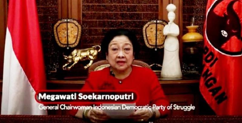 Megawati Tidak Salah Ucapkan HUT Partai Komunis China