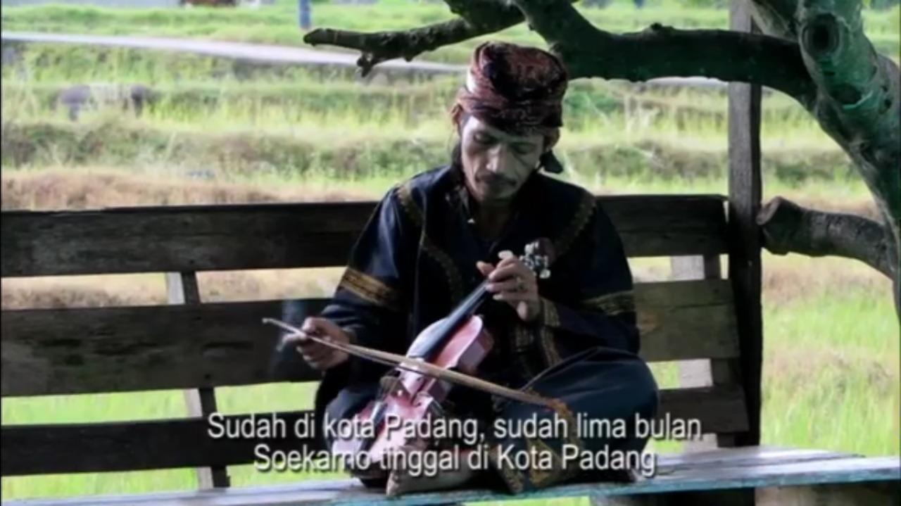 Banteng Sumbar Gelar Fragmen Perjalanan Bung Karno