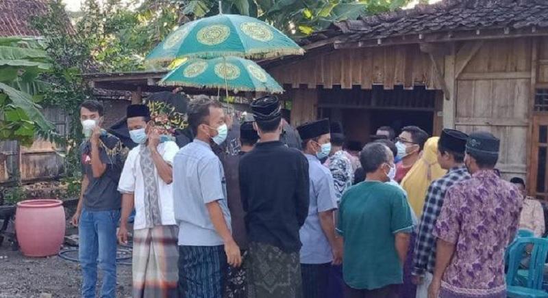 Ketua Ranting PDI Perjuangan Desa Kentengsari Tutup Usia