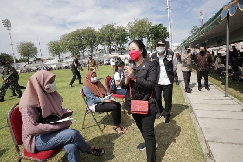 Puan Maharani Dorong Penambahan RS Darurat