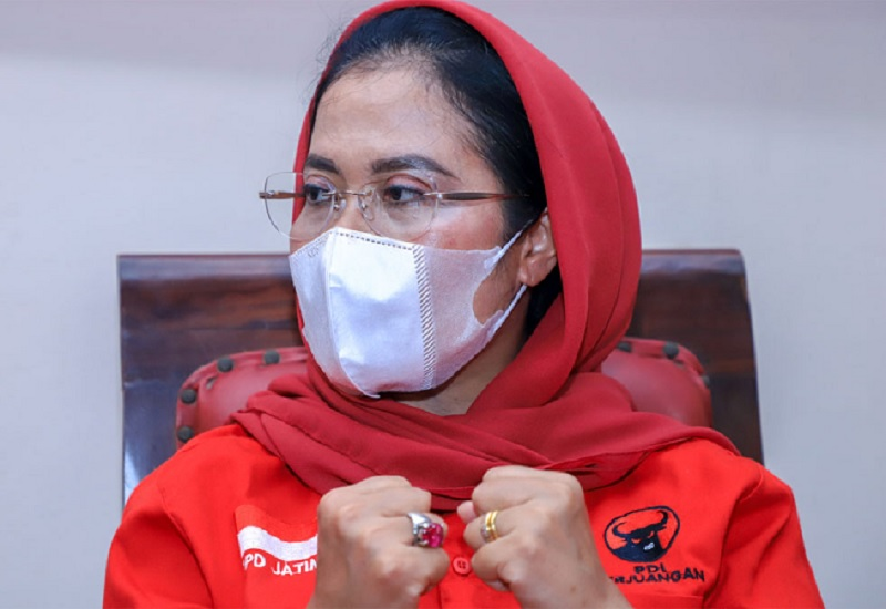 Pandemi, Banteng Jatim Minta Kader Kuatkan Gotong Royong