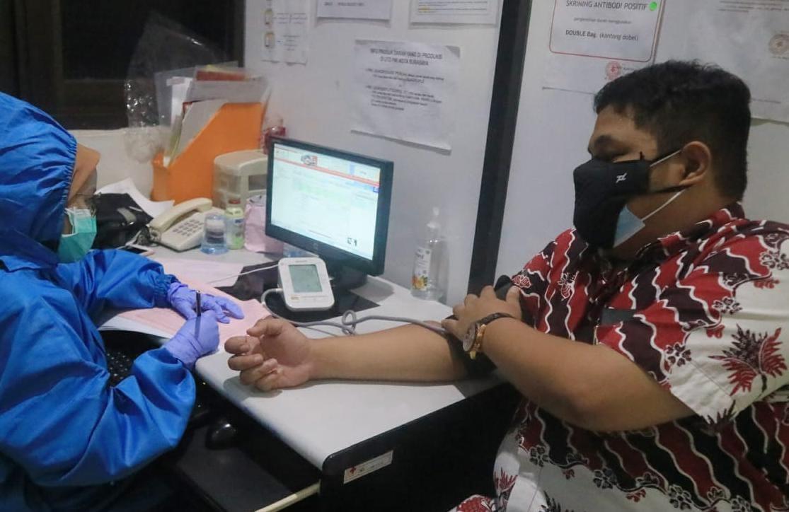 Achmad Hidayat Ajak Penyintas COVID-19 Donorkan Plasma